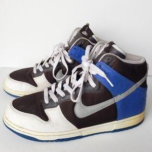 Nike Dunk High Premium Ostrich Size #11